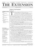 The Extension Newsletter, Issue 30, Spring Quarter 2001