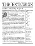 The Extension Newsletter, Issue 33, Winter Quarter 2001