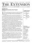 The Extension Newsletter, Issue 35, Summer Quarter 2002 by Wright State University Retirees Association