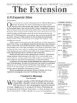 The Extension Newsletter, Issue 40, Fall Quarter 2003