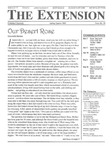 The Extension Newsletter, Issue 38, Spring Quarter 2003