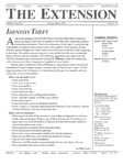 The Extension Newsletter, Issue 39, Summer Quarter 2003 by Wright State University Retirees Association