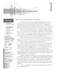 The Extension Newsletter, Issue 44, Fall Quarter 2004