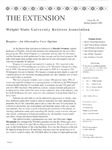 The Extension Newsletter, Issue 42, Spring Quarter 2004 by Wright State University Retirees Association
