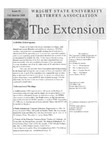 The Extension Newsletter, Issue 48, Fall Quarter 2005 by Wright State University Retirees Association