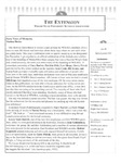 The Extension Newsletter, Issue 46, Spring Quarter 2005 by Wright State University Retirees Association