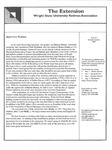 The Extension Newsletter, Issue 47, Summer Quarter 2005 by Wright State University Retirees Association