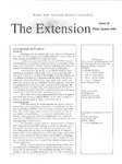 The Extension Newsletter, Issue 49, Winter Quarter 2006
