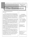 The Extension Newsletter, Issue 56, Fall Quarter 2007