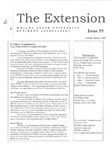 The Extension Newsletter, Issue 55, Summer Quarter 2007