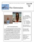 The Extension Newsletter, Issue 89, Winter 2016 by Wright State University Retirees Association