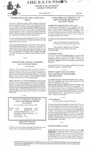 The Extension Newsletter, Issue 01, Fall Quarter 1993 by Wright State University Retirees Association