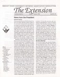 The Extension Newsletter, Issue 10, Spring Quarter 1996 by Wright State University Retirees Association