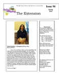 The Extension Newsletter, Issue 90, Spring 2016 by Wright State University Retirees Association