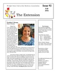 The Extension Newsletter, Issue 92, Fall 2016