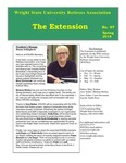 The Extension Newsletter, Issue 97, Spring 2018 by Wright State University Retirees Association