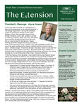 The Extension Newsletter, Issue 100, Winter 2019 by Wright State University Retirees Association